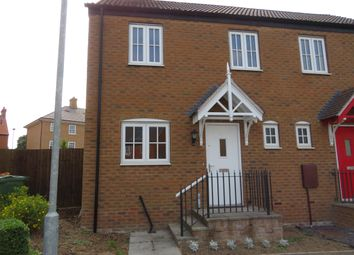 Thumbnail 3 bed semi-detached house to rent in Riverside Terrace, Windsor Bank, Boston