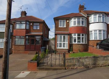 Thumbnail 3 bedroom semi-detached house for sale in Coleraine Road, Great Barr, Birmingham