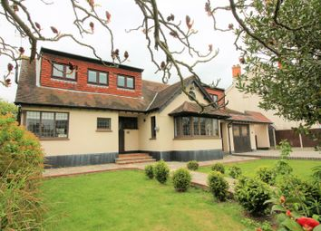 Thumbnail 4 bed detached house for sale in Western Road, Leigh-On-Sea