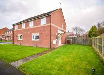 3 bed semi-detached house for sale in Hudson Avenue, Notton, Wakefield WF4