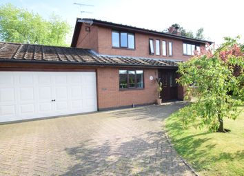 Thumbnail 4 bed detached house for sale in Holme Drive, Burton-Upon-Stather, Scunthorpe