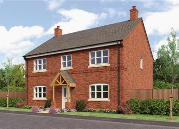"""Thumbnail 5 bed detached house for sale in """"Chatsworth"""" at Luke Lane, Brailsford, Ashbourne"""