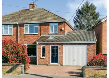 Thumbnail 3 bed semi-detached house for sale in High Street, Coventry