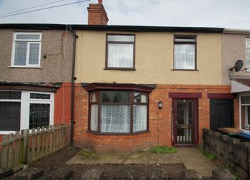 Thumbnail 4 bedroom terraced house to rent in Nethermill Road, Coventry, Coundon