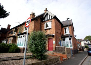 Thumbnail 2 bed flat to rent in Burton Road, Littleover, Derby
