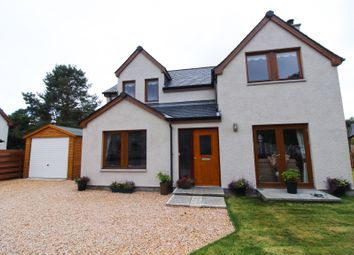 Thumbnail 5 bed detached house for sale in School Gardens, Dulnain Bridge, Grantown-On-Spey