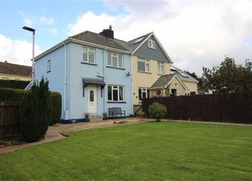 Thumbnail 3 bed semi-detached house to rent in South View, Prixford, Barnstaple