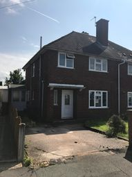 Thumbnail 3 bedroom semi-detached house to rent in Ridge Lane, Wolverhampton