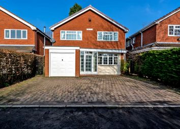 Thumbnail 4 bed detached house to rent in Long Lane, Walsall