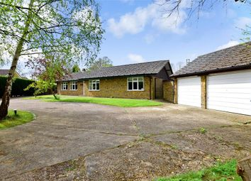 Thumbnail 3 bed bungalow for sale in Broomfield Road, Kingswood, Maidstone, Kent