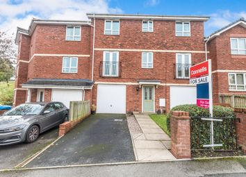 Thumbnail 3 bed town house for sale in Bethesda Gardens, Halesowen