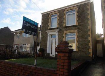Thumbnail 2 bedroom detached house for sale in Llanlienwen Road, Morriston, Swansea