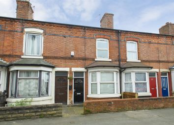 Thumbnail 3 bed town house for sale in Lamcote Street, Nottingham