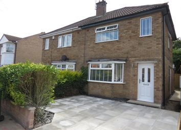 Thumbnail 2 bed semi-detached house for sale in Avon Road, Braunstone Town, Leicester
