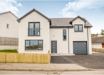 Thumbnail 4 bedroom detached house for sale in Burnside Drive, Inverness