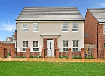 Thumbnail 4 bed detached house for sale in Ernest Fitches Way, Littlehampton, West Sussex