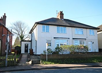 Thumbnail 3 bedroom semi-detached house to rent in Dunmow Road, Bishops Stortford, Herts
