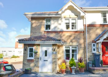 Thumbnail 3 bed end terrace house for sale in Medina View, East Cowes