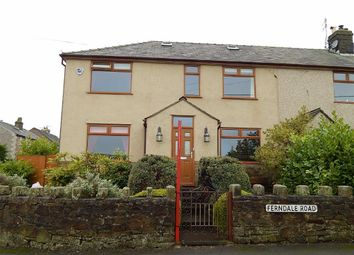 Thumbnail 4 bed end terrace house for sale in Ferndale Road, Buxton, Derbyshire