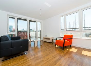 Thumbnail 2 bed flat for sale in Campion House, Redwood Park, Surrey Quays