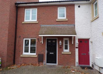 Thumbnail 3 bed town house to rent in Britten Road, Swindon