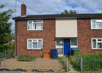 Thumbnail 1 bedroom flat for sale in Aylesborough Close, Cambridge