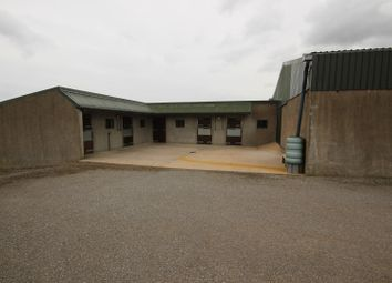 Thumbnail Land for sale in Land, Stables & Building At Tallentire, Cockermouth