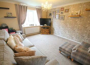 Thumbnail 3 bed semi-detached house for sale in Dewchurch Drive, Sunnyhill, Derby