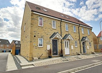 3 bed terraced house for sale in Chartwell Gardens, Kingswood, Hull, East Yorkshire HU7