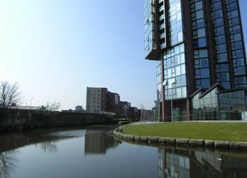 Thumbnail 1 bedroom flat to rent in Islington Wharf, Manchester City Centre, Manchester