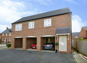 Thumbnail 2 bed flat for sale in Spitfire Road, Castle Donington, Derby