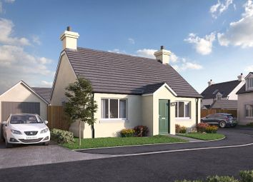 Thumbnail 2 bed semi-detached bungalow for sale in Plot No 7, Triplestone Close, Herbrandston, Milford Haven