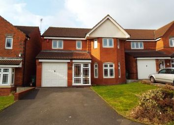 Thumbnail 4 bedroom detached house for sale in Aster Way, Walsall, West Midlands