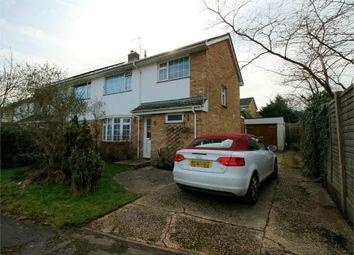 Thumbnail 3 bed semi-detached house for sale in 8 Phelipps Road, Corfe Mullen, Wimborne, Dorset