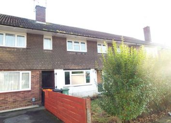 Thumbnail 3 bed terraced house for sale in Morcom Road, Dunstable, Bedfordshire
