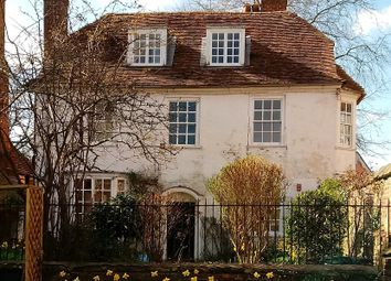 Thumbnail 4 bedroom semi-detached house to rent in The Close, Salisbury, Wiltshire
