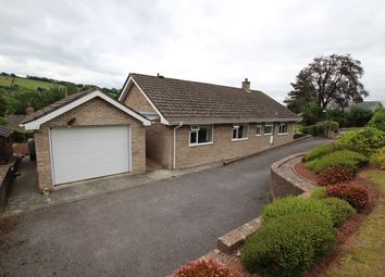 Thumbnail 3 bed detached bungalow for sale in Brynglas, Brecon