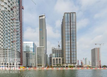 Thumbnail Studio for sale in 10 Park Drive, Canary Wharf