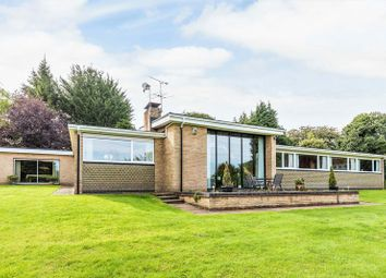 Thumbnail 4 bed detached bungalow for sale in Hall Drive, Canwick, Lincoln