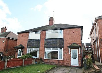 Thumbnail 2 bed semi-detached house for sale in Cedar Avenue, Talke, Stoke-On-Trent