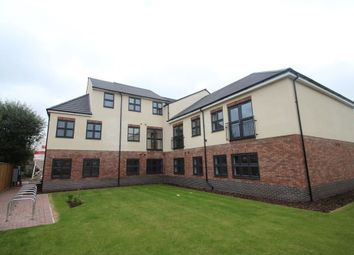 Thumbnail 1 bed flat to rent in Markfield Court, Swithland Avenue, Leicester, Leicestershire
