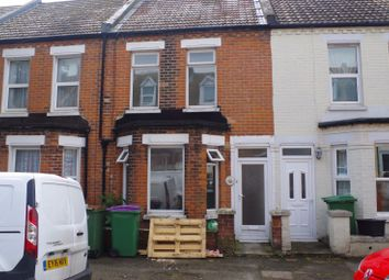 Thumbnail 2 bed terraced house to rent in Ethelbert Road, Folkestone