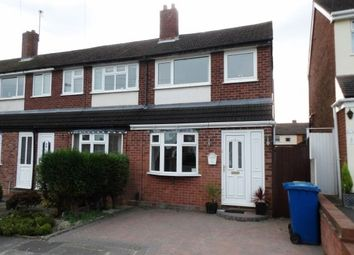 Thumbnail 3 bed property to rent in Whitehouse Crescent, Burntwood