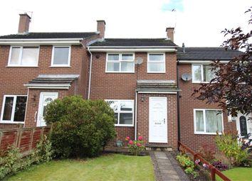 Thumbnail 2 bed terraced house for sale in St Edmunds Park, Morton West, Carlisle, Cumbria
