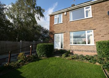 Thumbnail 3 bed semi-detached house for sale in Thoresby Place, Inkersall, Chesterfield