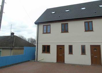 Thumbnail 4 bed semi-detached house for sale in Penygraig Road, Llwynhendy, Llanelli