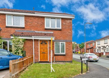 Thumbnail 2 bed semi-detached house to rent in Bradbury Lane, Hednesford, Cannock