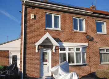Thumbnail 2 bed semi-detached house for sale in Stirling Avenue, Jarrow