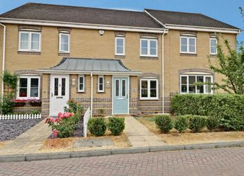 Thumbnail 3 bed terraced house to rent in Upavon Close, Worting, Basingstoke