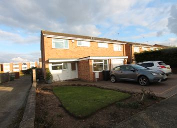 Thumbnail 3 bed semi-detached house to rent in Mullard Drive, Leamington Spa